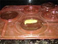 Como fazer Pirulito de Chocolate-Passo 6