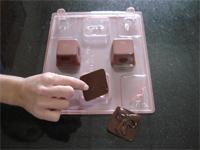 Como fazer Como fazer casquinha de chocolate com tampa - Passo 9