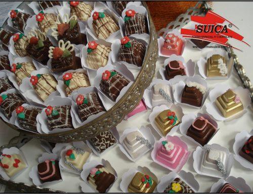 Strogonoff de Chocolate de frutas secas